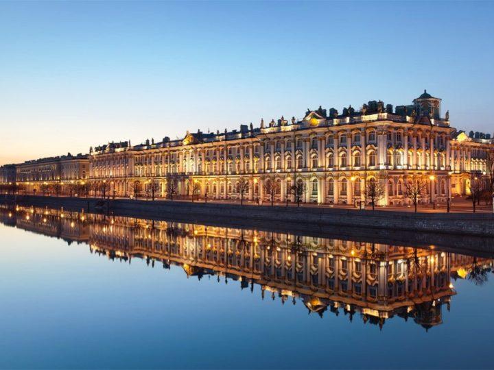 Тайны Зимнего дворца в Санкт-Петербурге