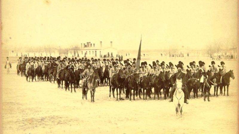 Региональное казачество в истории России
