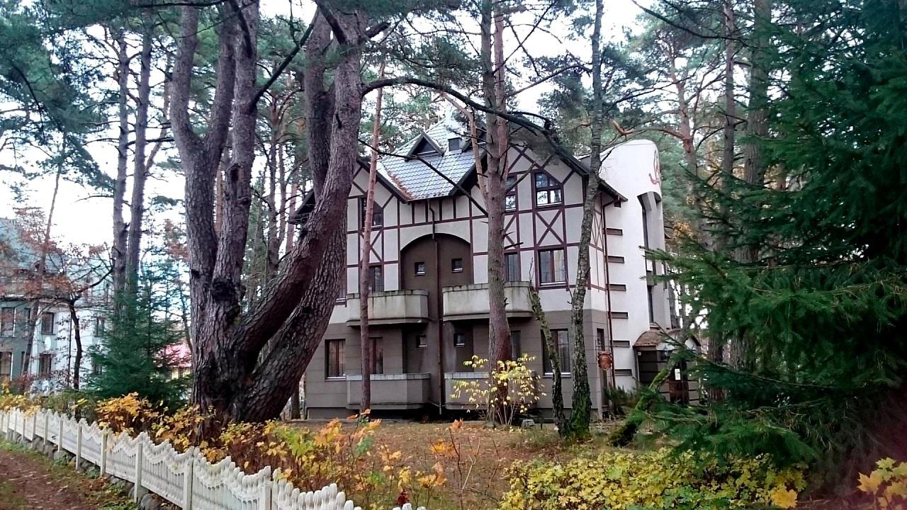 Отель «Дом сказочника»