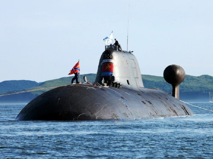 Подлодка «Магадан» пополнила Тихоокеанский флот