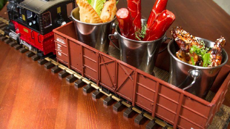 Какую еду взять в поезд?
