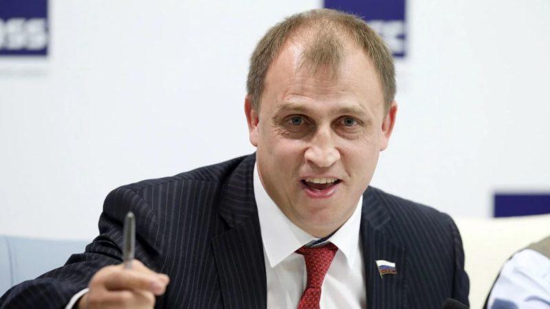 Депутат Сергей Вострецов дал совет