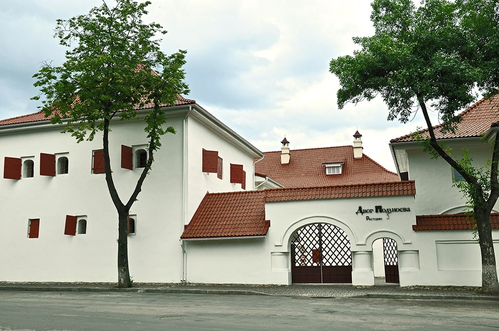 ПалатыПодзноевых в Пскове