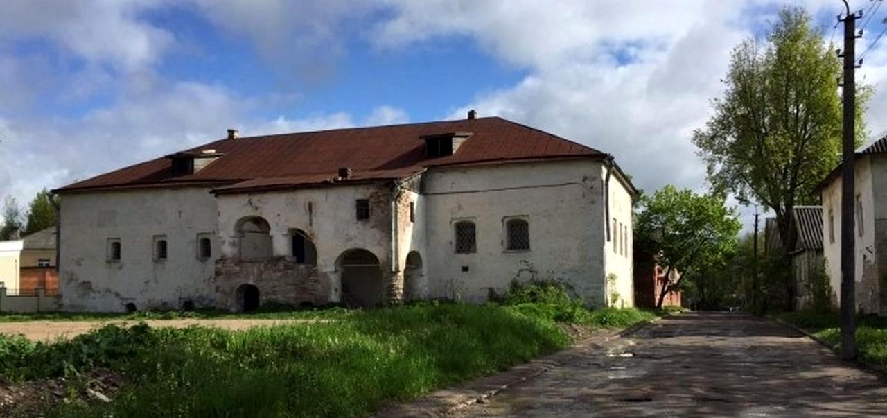 Солодежняили дом Лапина