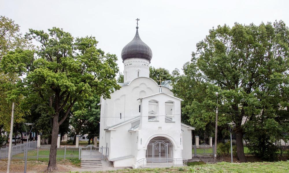 Церковь Георгия со Взвоза